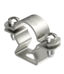 VA cable bracket for isCon® conductor for mounting on roof/wall structures | Type isCon H VA