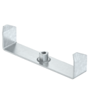 Central hanger for Canal de cablu, side height 60 mm FS | Type MAH 60 200 FS