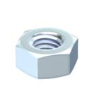 Hexagonal nut ISO 4032 | Type DIN934 M12 F