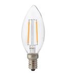 Bec LED  FILAMENT CANDLE-2 /001-013-0002