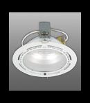Corpuri de iluminat cu reflector pentru tavan fals 8018X 150w alb -BRILUX