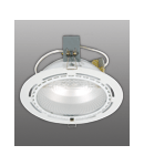 Corpuri de iluminat cu reflector pentru tavan fals 8018X crom 150w-BRILUX