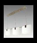 Lustra Toldo 13 cu 3 becuri- Brilux - Corpuri de iluminat