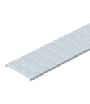 Unperforated cover FS | Type DRLU 500 FS