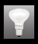 Bec incandescent reflector 230V R-80 75W