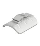 Counter-trough, plastic 16–17 mm slot width | Type 2058 64 LGR