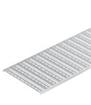 Canal de cablu, marine standard, ALU | Type MKR 15 050 ALU