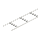 Cable ladder with trapezoidal rungs, light duty A4   Type SL 42 100 A4