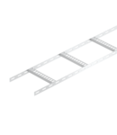 Cable ladder with trapezoidal rungs, light duty ALU | Type SL 42 300 ALU