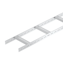 Cable ladderwith trapezoidal rungs, standard ALU   Type SL 62 400 ALU