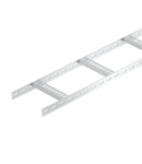 Cable ladderwith trapezoidal rungs, standard ALU | Type SL 62 500 ALU