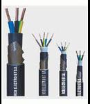 Cablu rigid curpu cu armare din benzi de otel 4x1.5