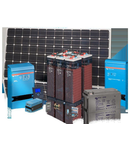 Standalone Set Mini 4 for 4 modules, Power 1000Wx2,5h