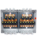 BMZ Battery Breakerbox 3x Batteries, 3ph