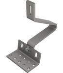 Medium load roof hook adjustable 6mm neck height 42-55mm