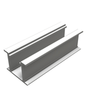 Ultralight shortrails set trapezoidal sheet