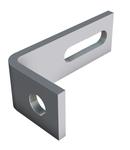 Hanger bolts steel angle M12 vertical