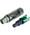 Bucsa WireXpert - M12 X-coded pt. sistem preLink® Cat.6a