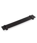Capac pt. organizator vertical cabluri, 37U, negru, DSKV37DR