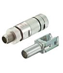 Conector WireXpert - M12 D-coded pt. sistem preLink® Cat.5