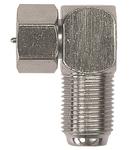 Cupla prelung. Cablu coax. mufe F-M la F-T,90°,CFA 6-02