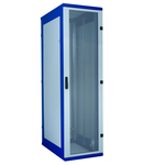 Dulap Server DSS, 2 usi p, 800x1970x800mm,1500kg, 19€œ, 42U