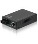 Mediaconvertor 1x RJ45 10/100/1000 - 1x FO SC 1000 MM 550m