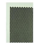 Perete lateral perforat 80% pt. DS/DSZ/DSS(IP30) 45U,1000mm