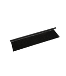 Perie intrare cabluri in rack DW/HSATG,300x70mm,neagra