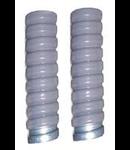 Tub Copex metalic izolat cu  PVC No10