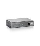 Switch 4xRJ45 10/100/1000 (PoE+) + 1xRJ45 10/100/1000, 115W