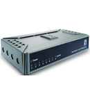 Switch 8xRJ45 10/100 silentios,f. vent.,alim. extern,Desktop