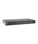 """Switch Web Smart 24xRJ45 10/100/1000 + 2xSFP 1000, 19"""""""