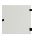 Usa metal plin pt.dulap DW de 6U, 600mm