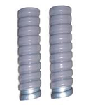 Tub Copex metalic izolat cu PVC No25