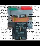 Buton I/0 cu led indicator 230v