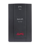 APC Back-UPS 500 VA, AVR, iesiri IEC