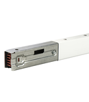 Sistem de bare capsulate Canalis - - Lungime Dreapta - 40 A - 2 M - Alb - 3L + N + Pe