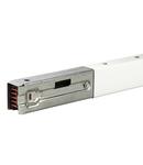 Sistem de bare capsulate Canalis - - Lungime Dreapta - 25 A - 3 M - 3L+N+Pe - 2 Iesiri Tap-Off - Alb