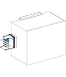 Sistem de bare capsulate Canalis - - Unit. Alimentare Pt. Ksa - 1000 A - Montaj Dreapta
