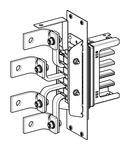 Sistem de bare capsulate Canalis - - Unitate De Alimentare Cu Piesa Marire Pas Polar - 400 A