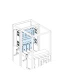 Interfete Pentru Masterpact Nw20/25 - Okken Lv Tablou De Cda - 3L Spate