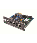 UPS Network Management Card 2 w/ Environmental Monitoring, Out of Band Access and Modbus
