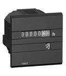Contor Orar - Afisaj Mecanic Cu 7 Cifre - 230 V C.A. 50 Hz