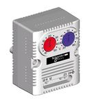 Climasys Cc - Termostat Dublu 250V - Interval Temperatura 0…60°C - 1No/Nc - °C