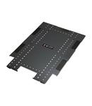 Acoperis standard negru NetShelter SX 750 mm latime x 1070 mm adancime