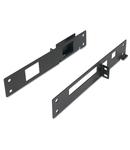 Analog CAT5/IP KVM Bracket Set for Rack LCD Monitor Keyboard Mouse