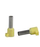 Pini Simpli Pentru Cablare- Lung - 25 Mm² - Galben