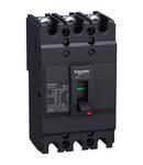 Intreruptor circuit Easypact EZC100B - TMD - 60 A - 3 coloane 3d