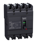 Intreruptor circuit Easypact EZC100N - TMD - 75 A - 4 coloane 3d